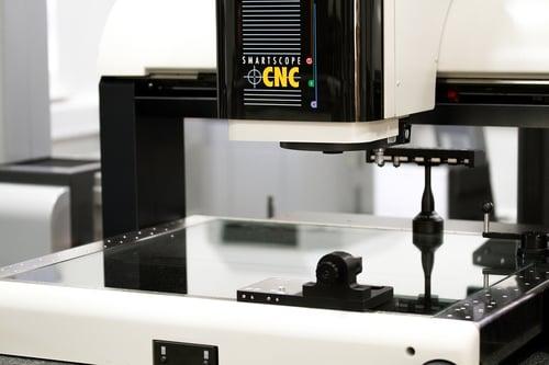 OGP measurement machine